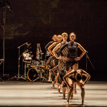Making Commodity From Air: Ate9 Dance Company and Wilco's Glenn Kotche Join Forces