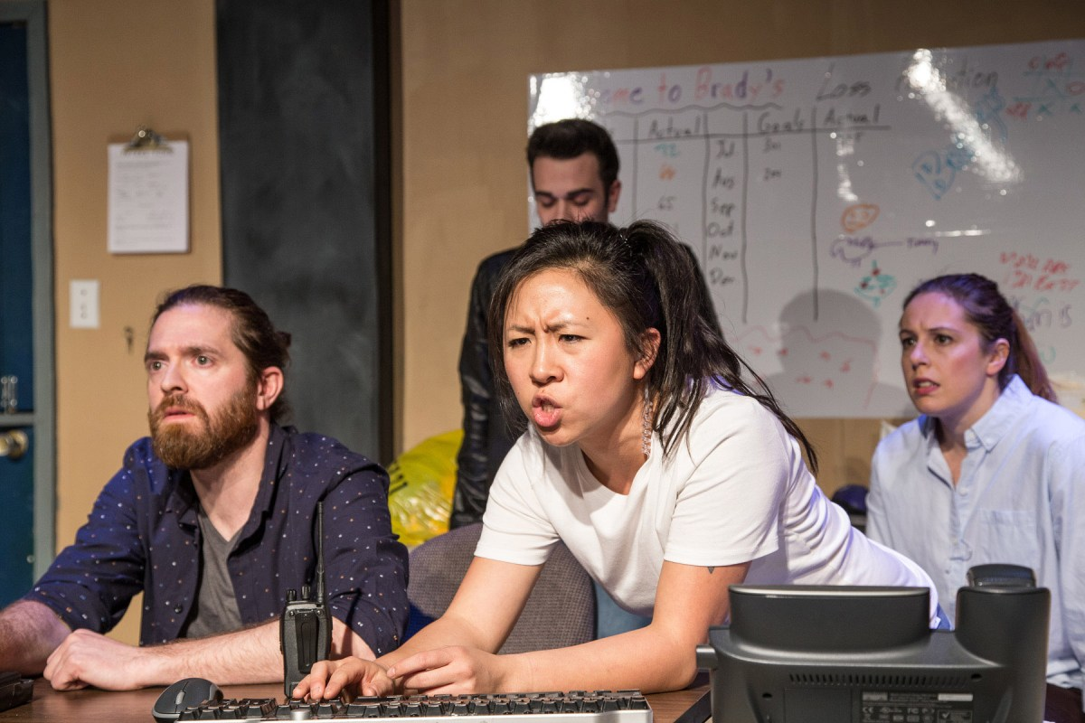 Not So Plain, Not So Simple: A Review of Plainclothes at Broken Nose Theatre