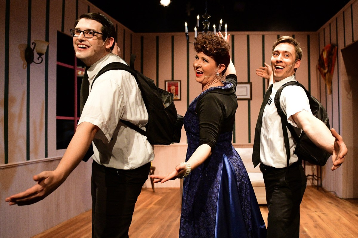 Not Sure Ethel Would Approve: A Review of The Book of Merman at Flying Elephant Productions