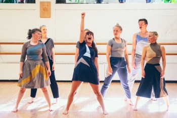 Ten Years in the Making: A Preview of RE|dance group's Decennial Season Kickoff at the Hamlin Park Fieldhouse Theater