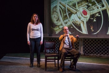 Stuck in First Gear: A Review of How I Learned To Drive at Raven Theatre