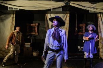Maybe Best Forgotten: A Review of Remember the Alamo at The Neo-Futurists