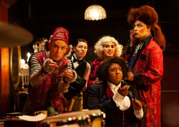 Dado Does Dada: A Review of The Ruse of Medusa at Facility Theatre