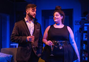 Through Thick and Thin: A Review of I Wanna Fucking Tear You Apart at Rivendell Theatre Ensemble