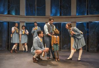 All That Glitters Is Wood: A Review of Pinocchio at the House Theatre of Chicago