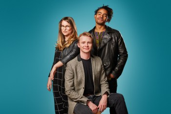 Enough Is Enough: Andrew Cutler, Amanda Fink and Eric Gerard Take the Reigns at Black Box Acting