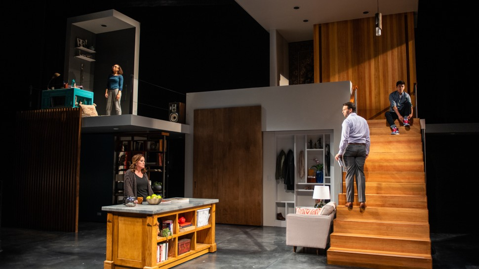 Sound Minds: A Review of Next To Normal at Writers Theatre