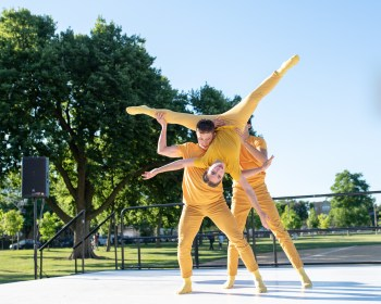 Green Space, Dance Space: Dance in the Parks Brings Professional and Youth Performances to Your Backyard