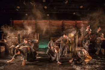 All Quiet, No Front: A Review of All Quiet on the Western Front at Red Tape Theatre