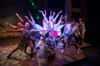 Don't Wait, Go Go: A Review of Head Over Heels at Kokandy Productions