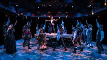 Shake a Spear: A Review of Something Rotten! at Marriott Theatre