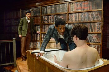 A Real Who's Whodunit: A Review of Whose Body? at Lifeline Theatre