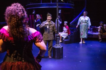 Lust, Actually: A Review of Hello Again at Theo Ubique Cabaret Theatre