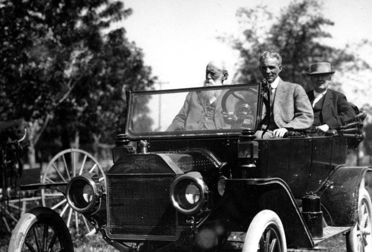 Henry Ford S Holiday In