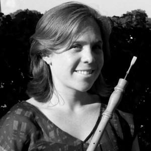 Sarah Huebsch - Baroque oboe