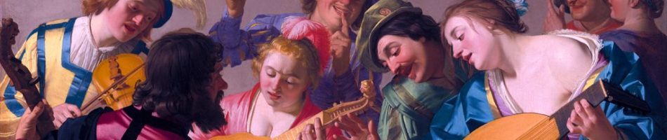 Winter Revelry – A New Comma Baroque Christmas