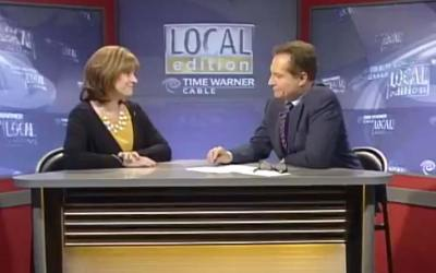 New Community Shines in Time Warner Cable Local Edition Interview