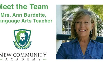 Meet the Team: Ann Burdette, Language Arts Teacher