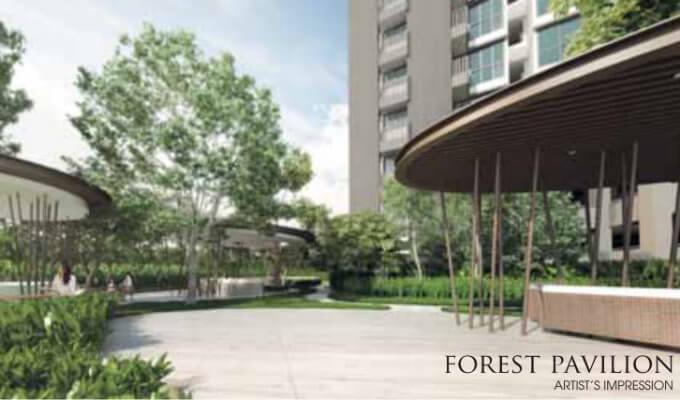 Condo Singapore - Trilive - Facility Forest Pavilion