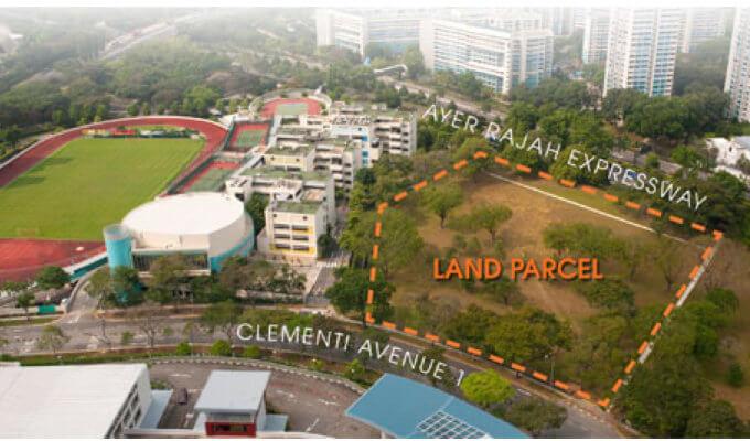 Clementi Avenue 1 Site