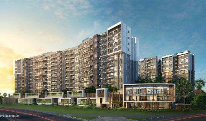 Forest Woods Hero - New Condo Launch