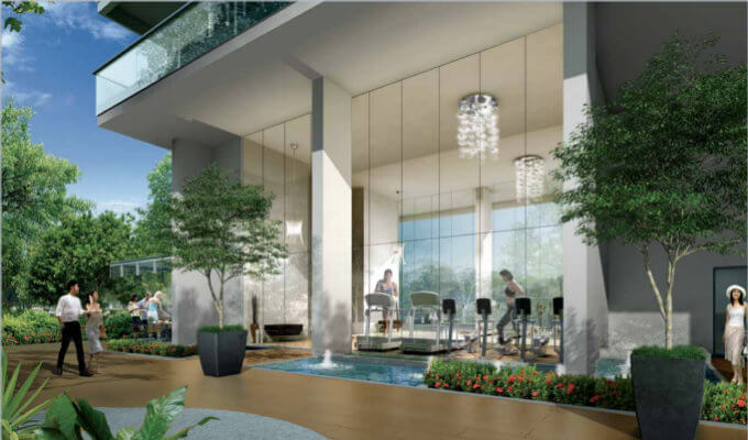 Three Balmoral - Gym - New Condo Launch