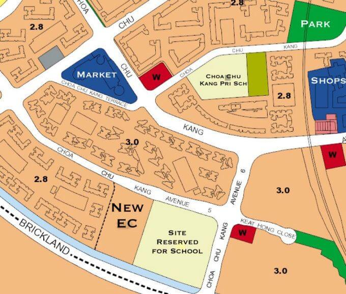 Brickland Road EC Plot