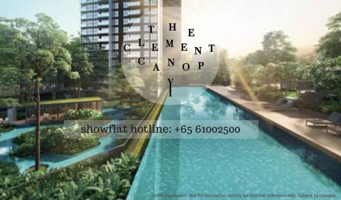 The Clement Canopy Lap Pool