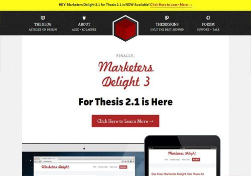 best websites using thesis theme Below are some of the wordpress sites created by our members using themify  ultra is the best builder theme i have  flexibility to build websites with simple.