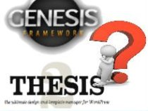 Thesis or Genesis is the best for website