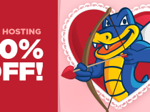 HostGator Valentine's Day and Mardi Gras Promotions
