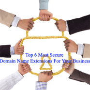 Top 6 Most Secure Domain Name Extensions For Your Business
