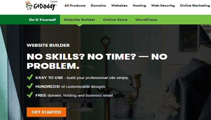 A Comprehensive Review Of GoDaddy Website Builder 2016