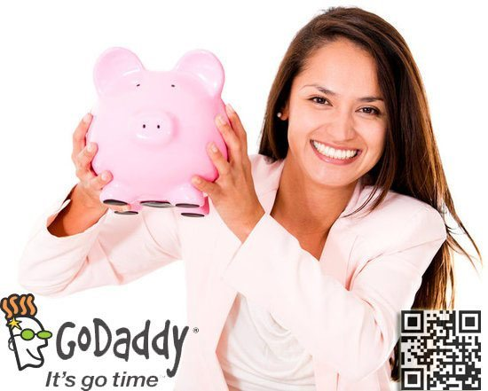 GoDaddy Coupon Codes For December 2018 Save 35%* Off