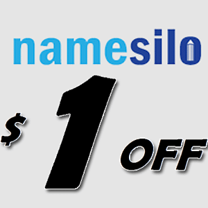 $1 Off NameSilo Coupons, Promo Codes December 2018