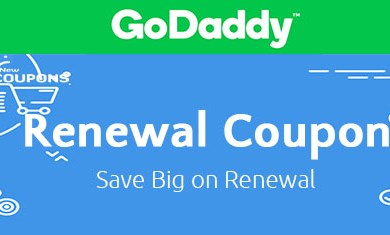 godaddy renewal coupon with latest codes