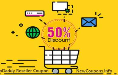 Godaddy 50% Off Reseller CouponGodaddy 50% Off Reseller Coupon