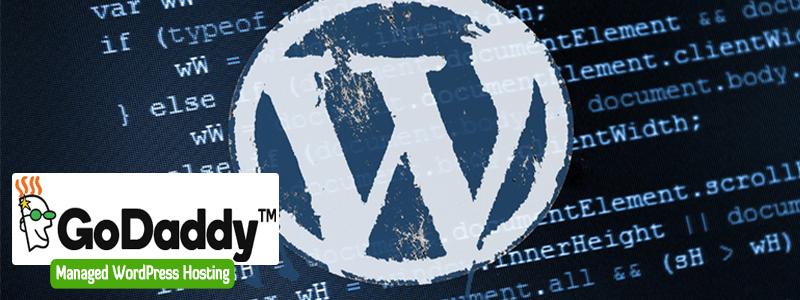 2019's July - $1/M + Free Domain GoDaddy Wordpress Hosting CoupoN