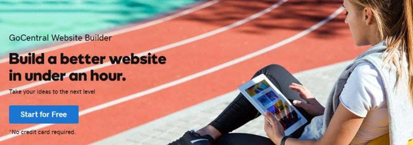 Godaddy Website Builder - Easily Create Your Own Website