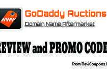 40% off Godaddy Auctions Coupon in November 2018