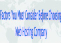 Considerations to Choose the Best Web Hosting!