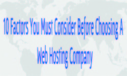 Thumbnail Considerations to Choose the Best Web Hosting