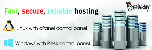 GoDaddy Web Hosting and GoDaddy Pro