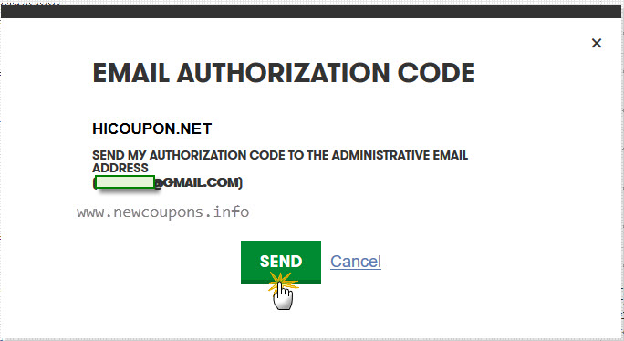 How do you get Domain Authorization Code at GoDaddy?