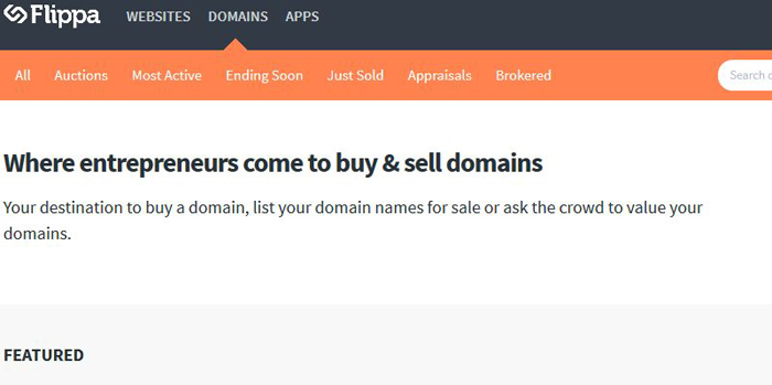 Top 10 Website To Finding Great Domain Names - 2018's Updated