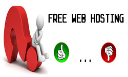 Why Free Web Hosting is not Free on WP