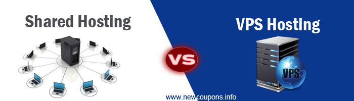 Search for the better hosting: Shared Hosting vs. VPS
