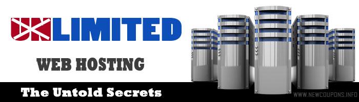Unlimited Shared Web Hosting Service: The Untold Secrets
