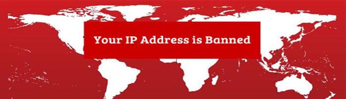 Blacklisted IP Addresses