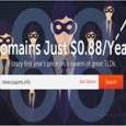 namecheap 88 cent domains